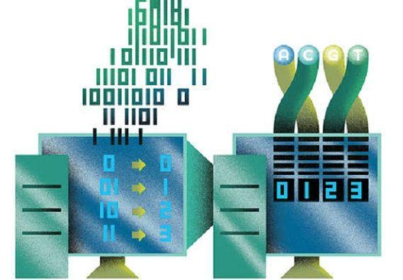 DNA data storage