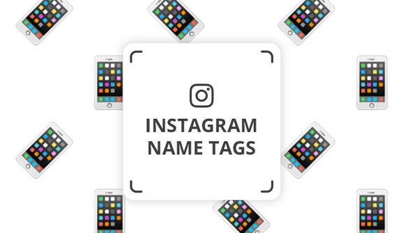 Tips menggunakan nametag instagram