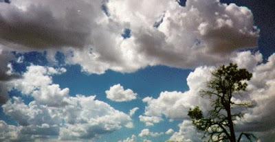 Awan Cumulus (Cu)