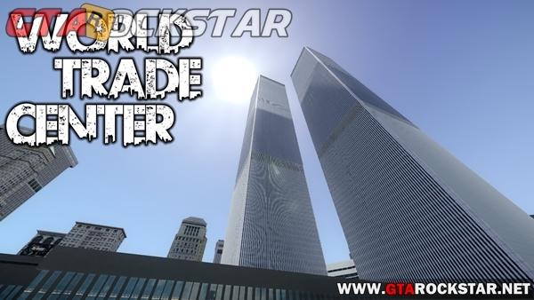 GTA V - Mod World Trade Center for GTA V