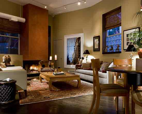 Traditional Living Room Decorating Ideas 2012