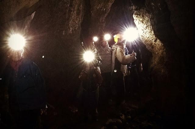 grotte in emilia romagna