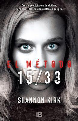 RESEÑA   El método 15/33 - Shannon Kirk