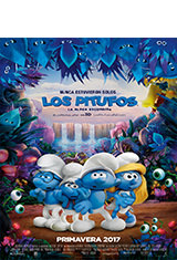 Smurfs: The Lost Village (2017) BDRip 1080p Latino AC3 5.1 / Español Castellano AC3 5.1 / ingles DTS 5.1