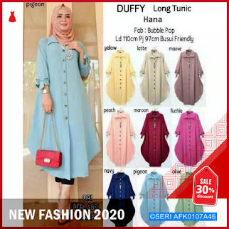 AFK0107A46 Duffy Long Tunik BMGShop