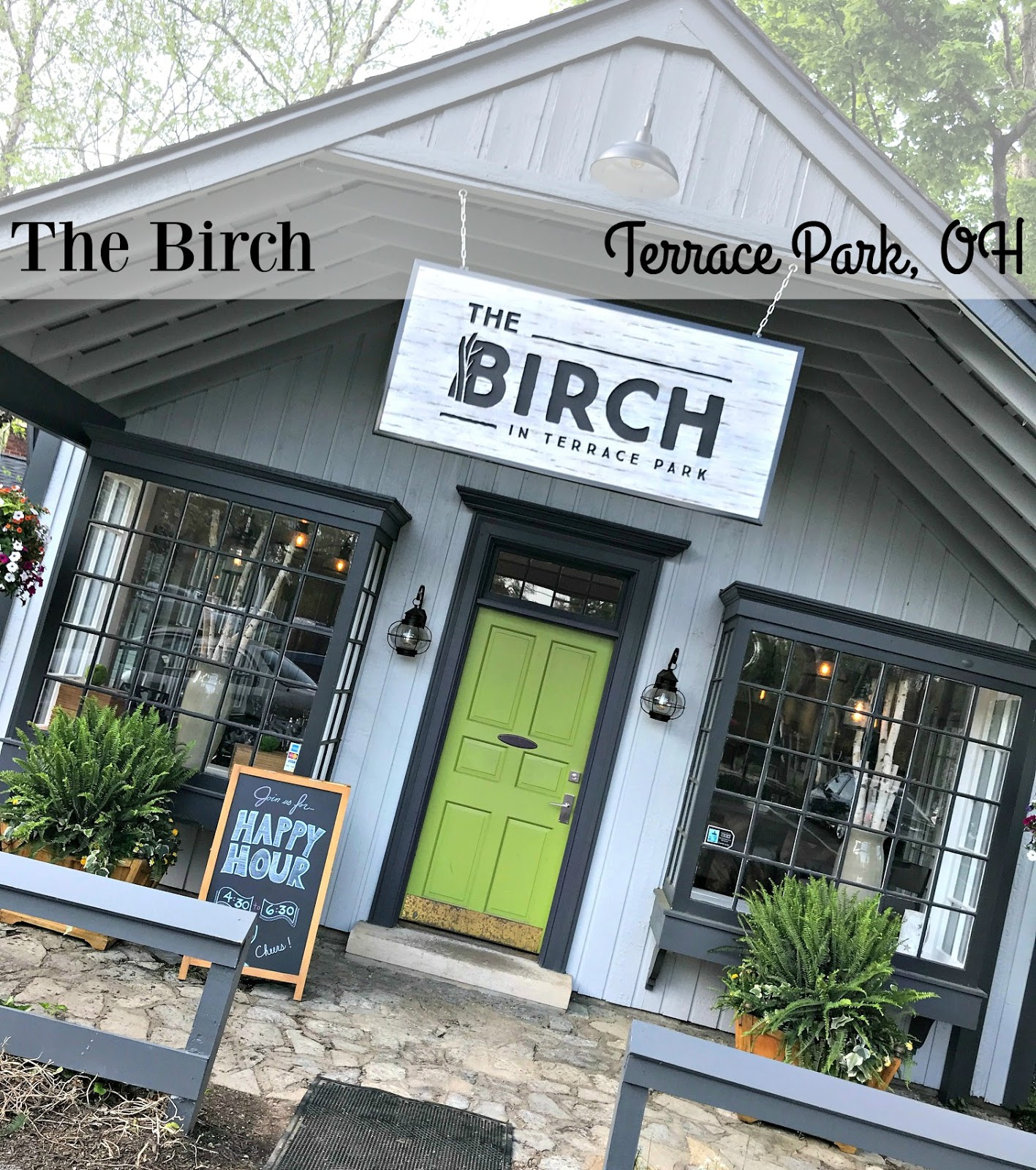 Restaurant Review The Birch Terrace Park The Food Hussy
