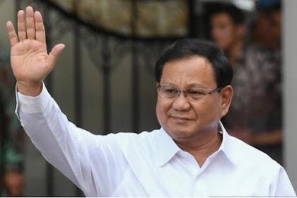 Perkuat Dukungan Ke Pemerintah, Prabowo Subianto Tunjuk 5 Jubir Khusus Partai Gerindra
