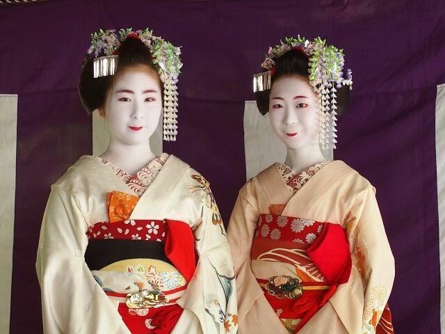 gottuan's room: 高雄女 舞妓茶會