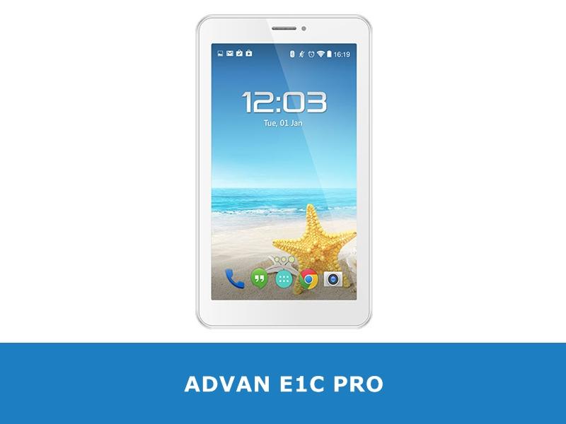 Kelebihan Dan Kekurangan Tablet Advan E1C Pro