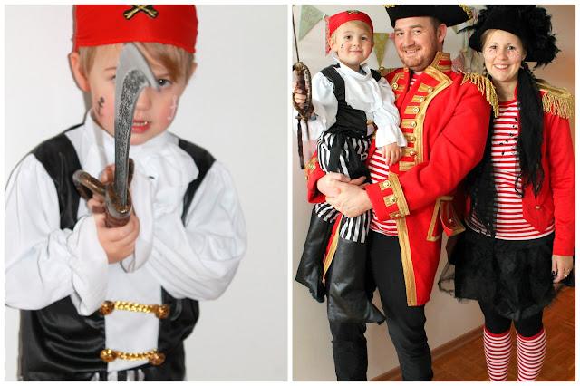 Koelsch Piraten Familienkostuem DIY Mama Papa Kind Karneval Jules kleines Freudenhaus