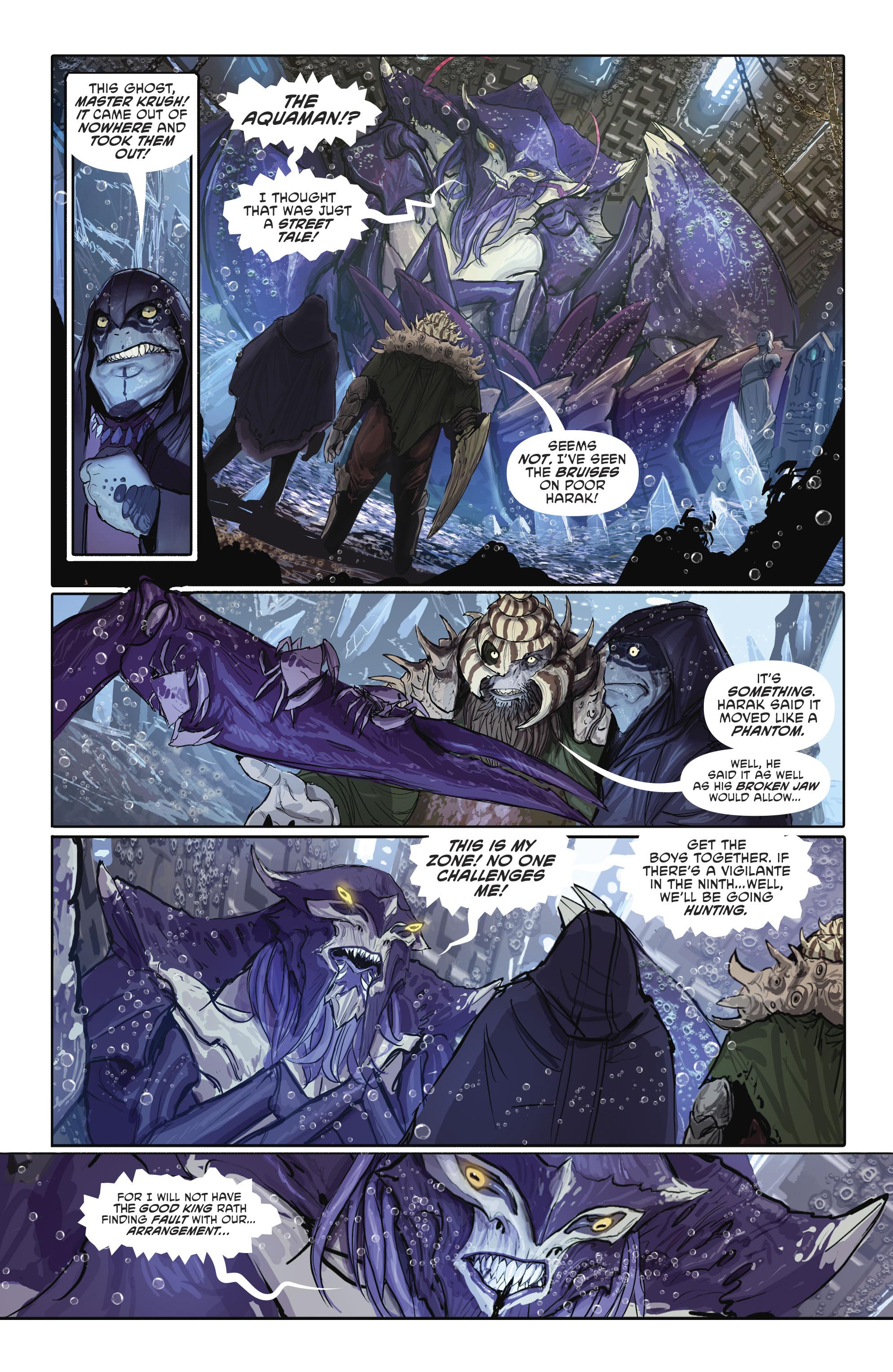 Read online Aquaman (2016) comic -  Issue #25 - 19