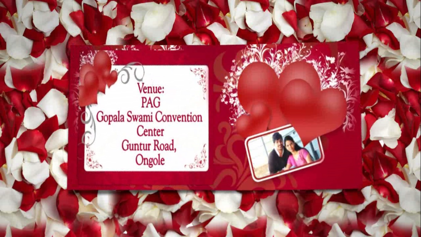 WEDDING INVITATION (CODE : MYINV16) - Make Ur Moments