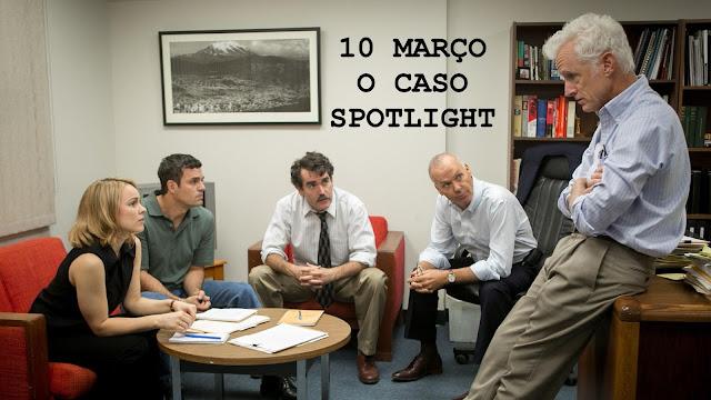 O Caso Spotlight (2015) - Spotlight