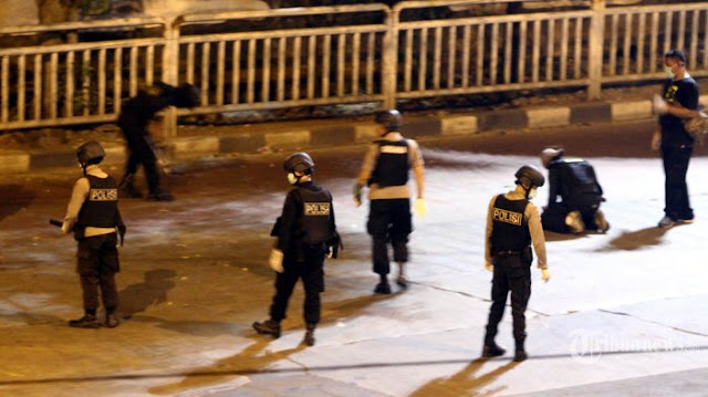 Polisi Pastikan Bom Kampung Melayu adalah Bom Panci