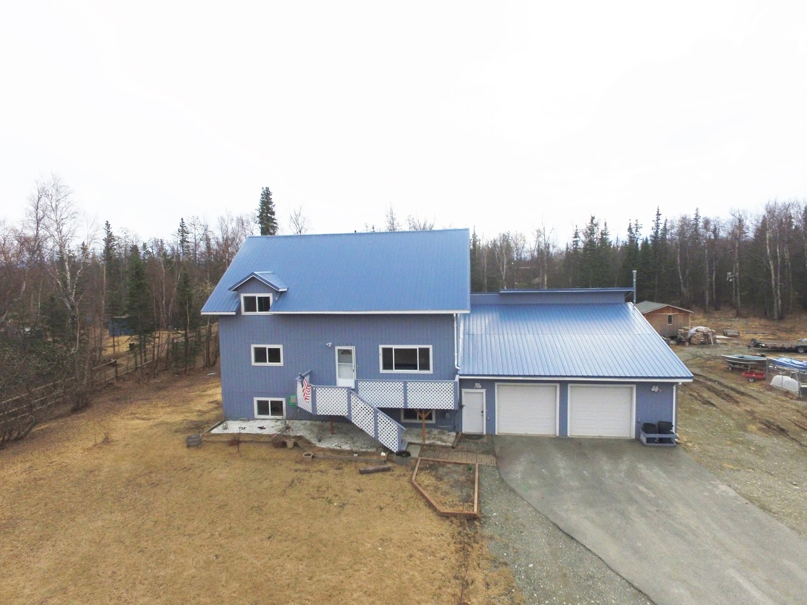 5500 e wolverine ave home for for Home builders wasilla ak