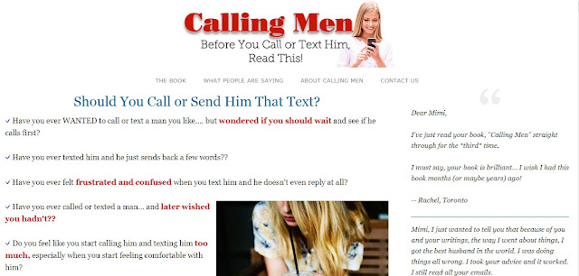 The Complete Guide To Calling, Emailing, And Texting Men