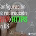 Configuración de redirección HTTP/HTTPS en IIS