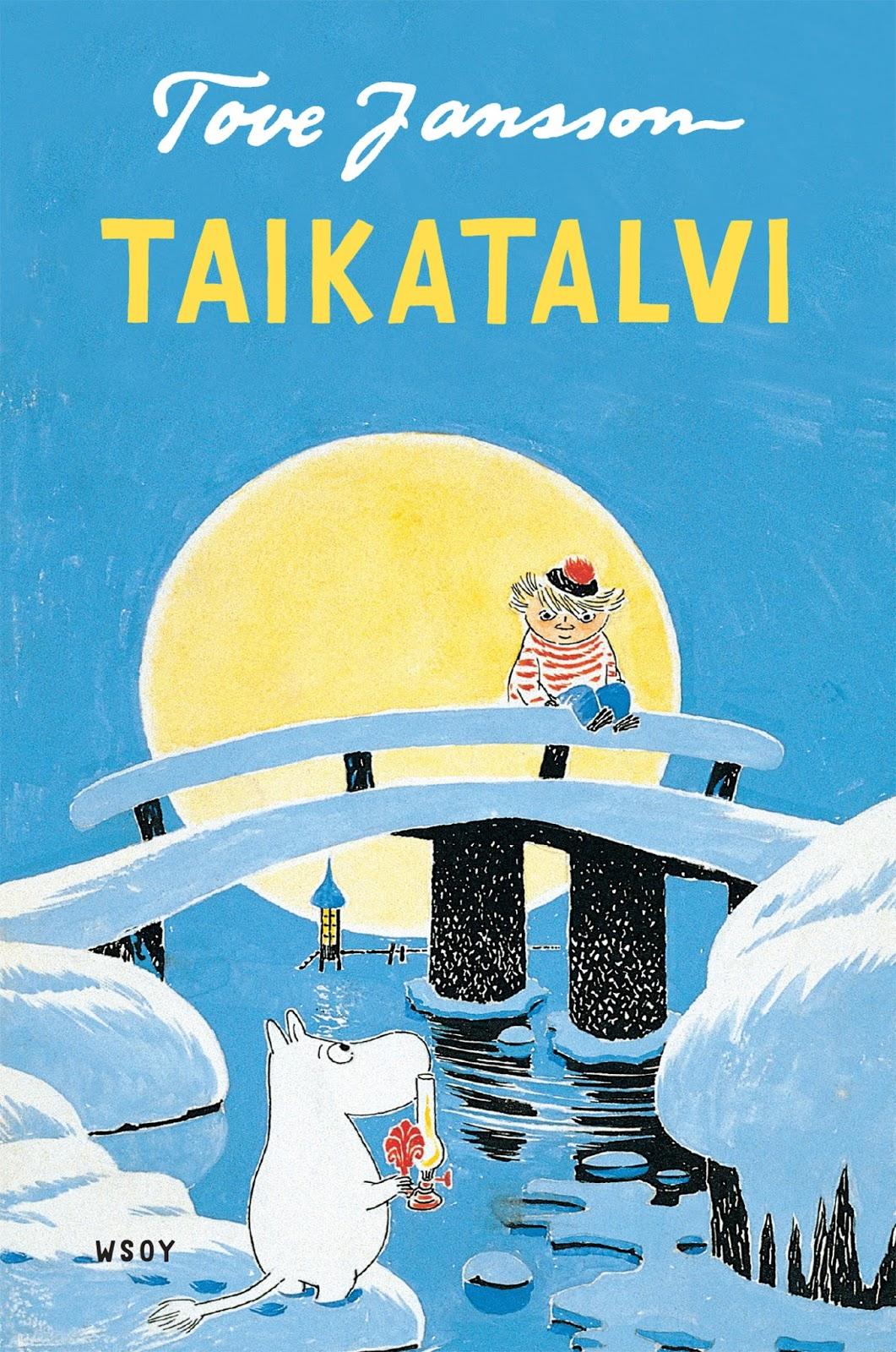 Tove Jansson Taikatalvi
