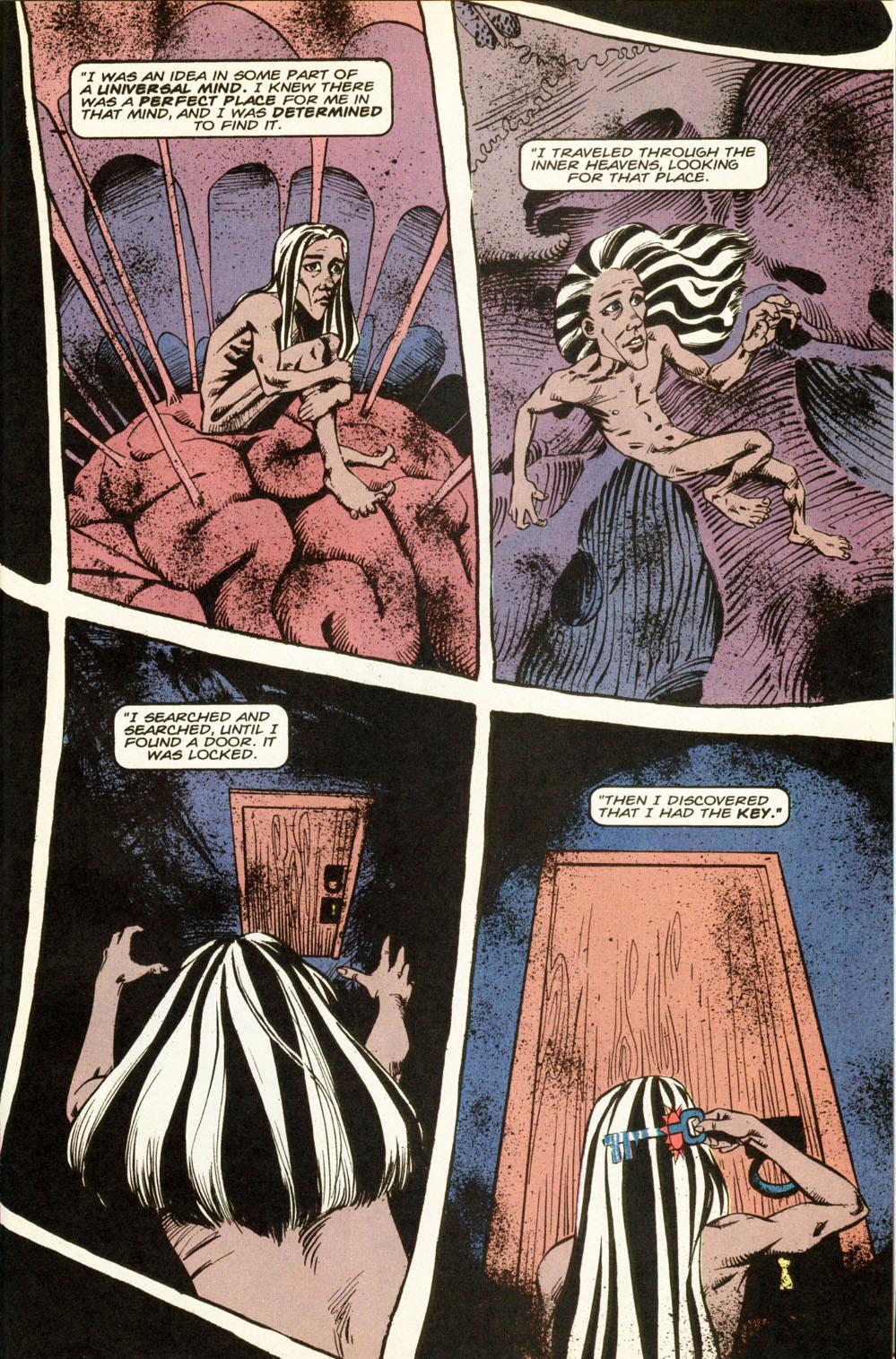 Read online Animal Man (1988) comic -  Issue #87 - 19