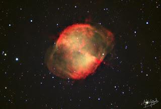 Dumbbell Nebula M27