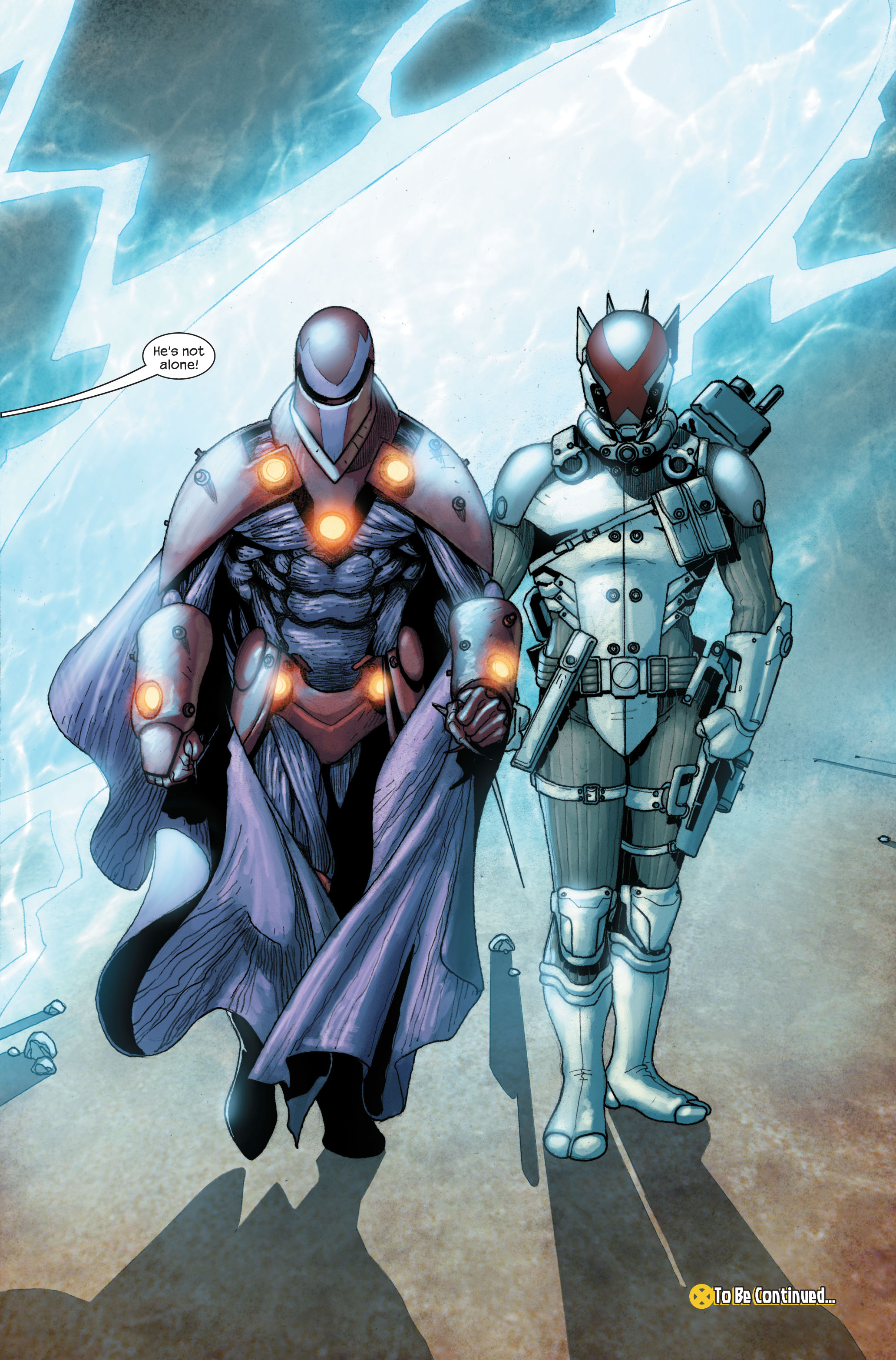 Read online Ultimate X-Men comic -  Issue #91 - 23