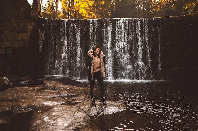 Moja pierwsza parka założona w tym roku / Dziki Wodospad - Czytaj więcej
