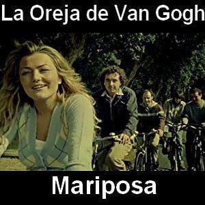 La Oreja de Van Gogh - Mariposa