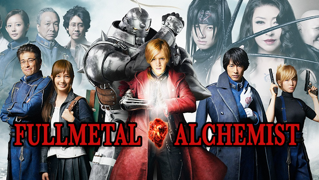 MOVIE⎪FULLMETAL ALCHEMIST • Netflix