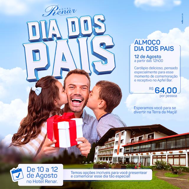 Dia dos pais-Divulgação Falando de Turismo
