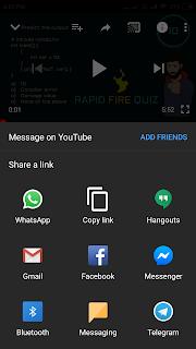 youtube copylink