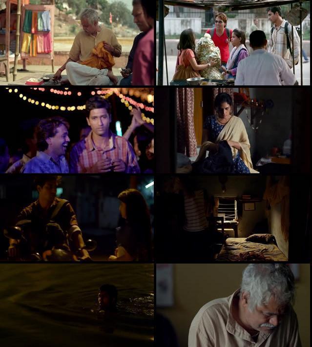 Masaan 2015 Hindi 480p DVDRip 300mb