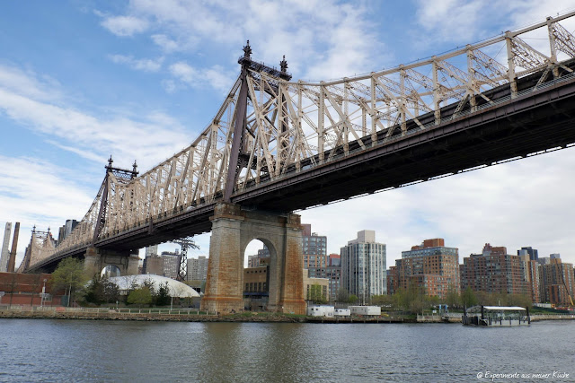 New York - Uptown Manhattan | Reisen | USA | Städtetour | Citytrip | Roosevelt Island