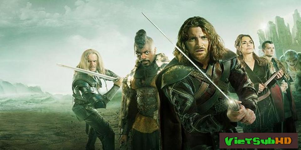 Phim Ác Quỷ Lộng Hành: Trở Về Thủ Địa Phần 1 Tập 4/13 VietSub HD | Beowulf: Return To The Shieldlands Season 1 2016