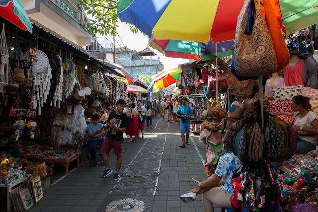 Ubud Bali Things to do ubud art market