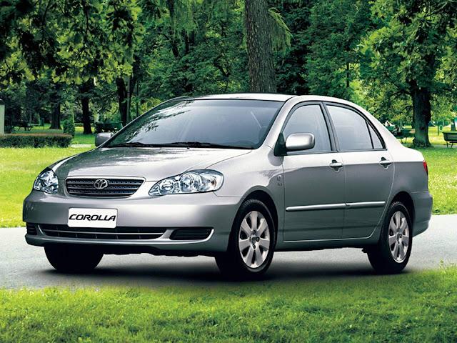 Toyota Corolla 2008 Flex