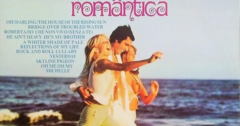 cd decada explosiva romantica