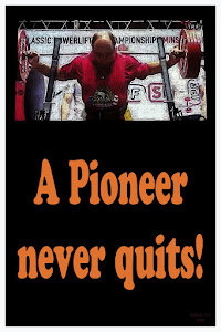 A Pioneer Never Quits