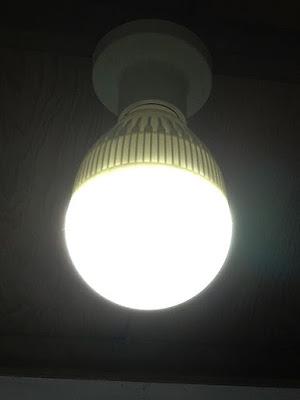 センサー電球Vorally LED電球の明るさ