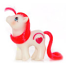 My Little Pony White Valentine Twin Year Eight Mail Order G1 Pony