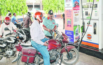 'No Helmet, No Petrol' Rule Comes into Force in AP