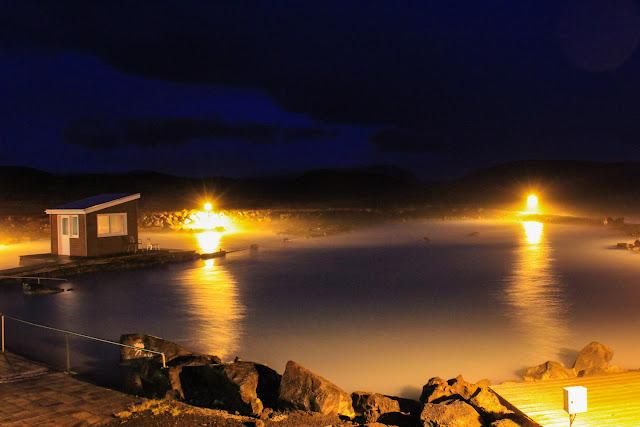 Baños termales de Mývatn, Jarðböðin við Mývatn