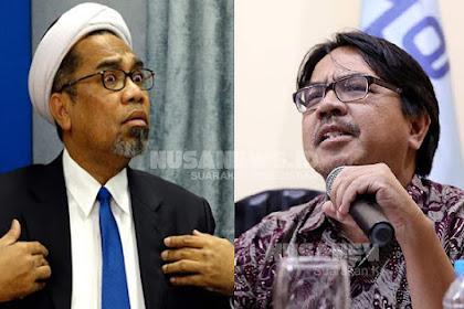 Sesama Pendukung Jokowi, Ade Armando Peringatkan Bahaya Mulut Ngabalin, Akbiat Sholawat Asyghil?