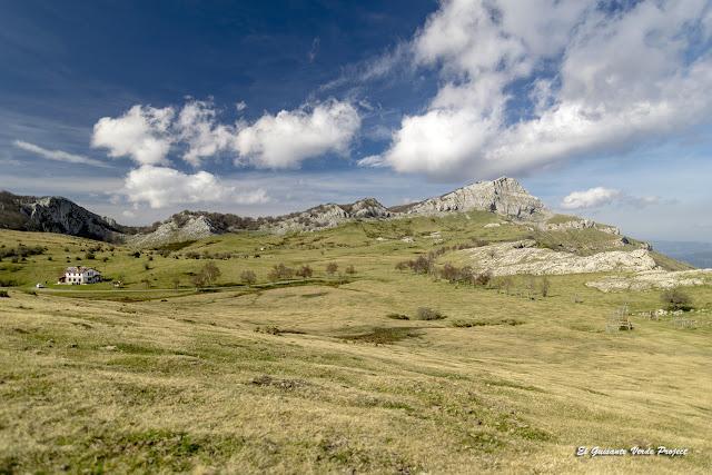Parque Natural del Gorbea - Campas de Arraba por El Guisante Verde Project