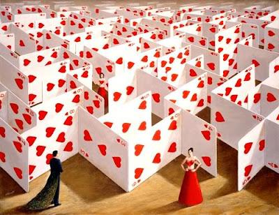 rafal-olbinski_aqui-ponemos-corazones-y-sueños_monica-lopez-bordon_poesia