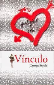 Portada del libro Vínculo, gabriel y ela, de Carmen Buyolo