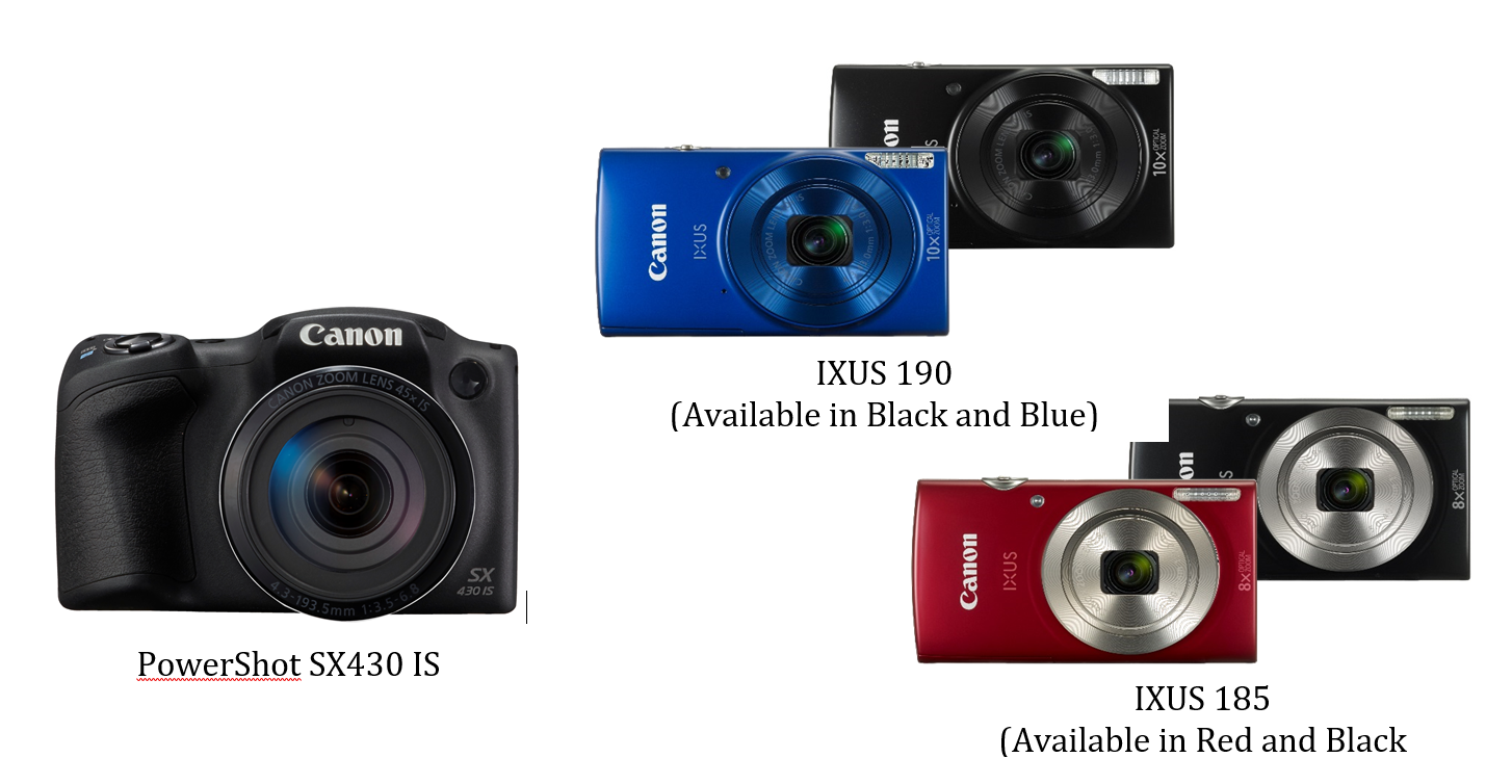 Daftar Harga Canon Ixus 190 Update 2018 Tas Import Bella Gratis Hijab Instant Najwa Adrabd Rediscover The Simple Joy Of Photography With Canons New Lifestyle Today Announced Three