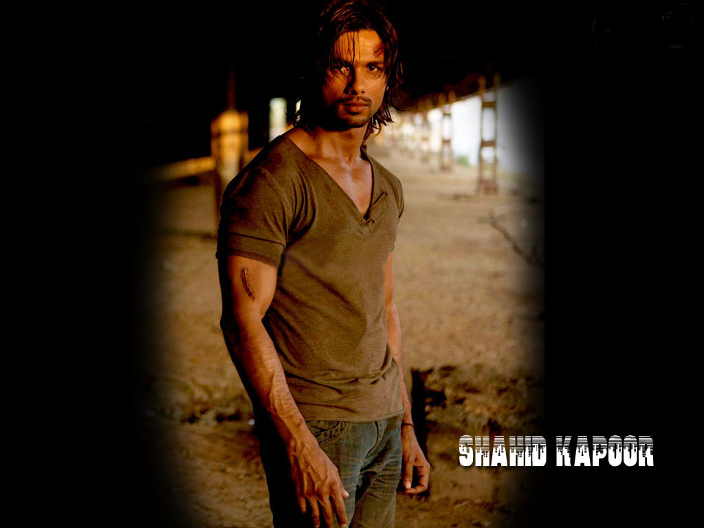 Download Popular Wallpapers 5 Stars: Shahid Kapoor 2012