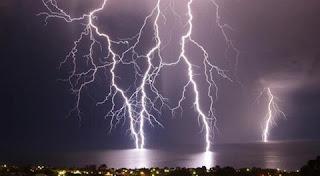 تفسير رؤية البرق في المنام بالتفصيل