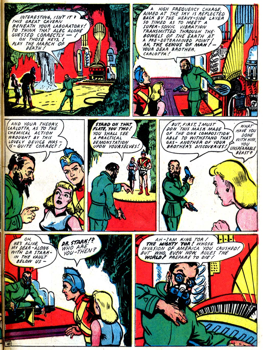 Read online All-American Comics (1939) comic -  Issue #14 - 65