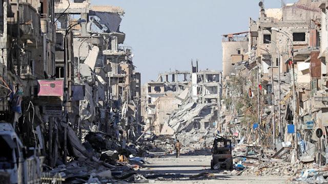 Comisión de la ONU: La coalición de EE.UU. violó el derecho humanitario internacional en Raqa
